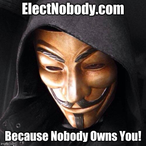 Elect Nobody